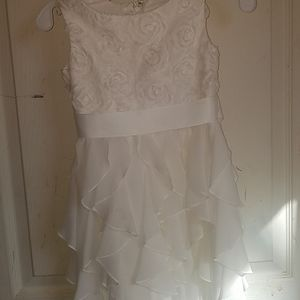 David's Bridal Flower Girl Dress